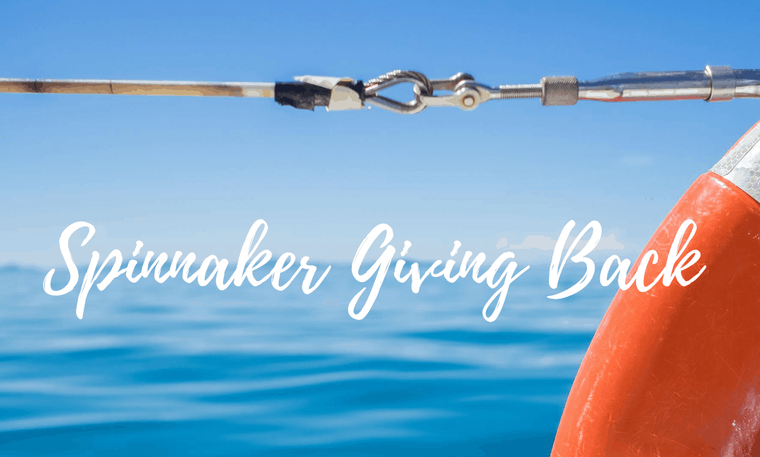 Spinnaker Giving Back