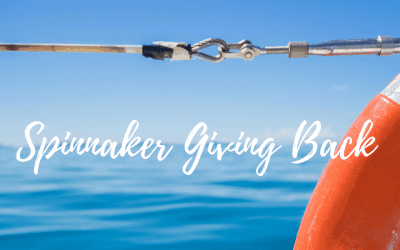 Spinnaker Giving Back